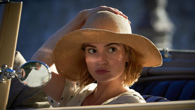 "Kadr z filmu ""Rebeka"""
