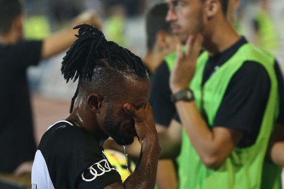 BUM! Partizan raskinuo ugovor sa Sejdubom Sumom