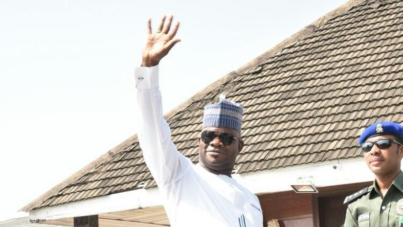 Gov Yahaya Bello