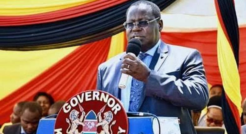 James Nyoro finally sworn in as Kiambu Governor in a ceremony presided over by Justice John Onyiego