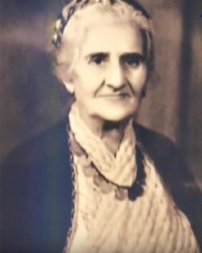 Stana Avramović Karaminga, autorka čuvene pesme