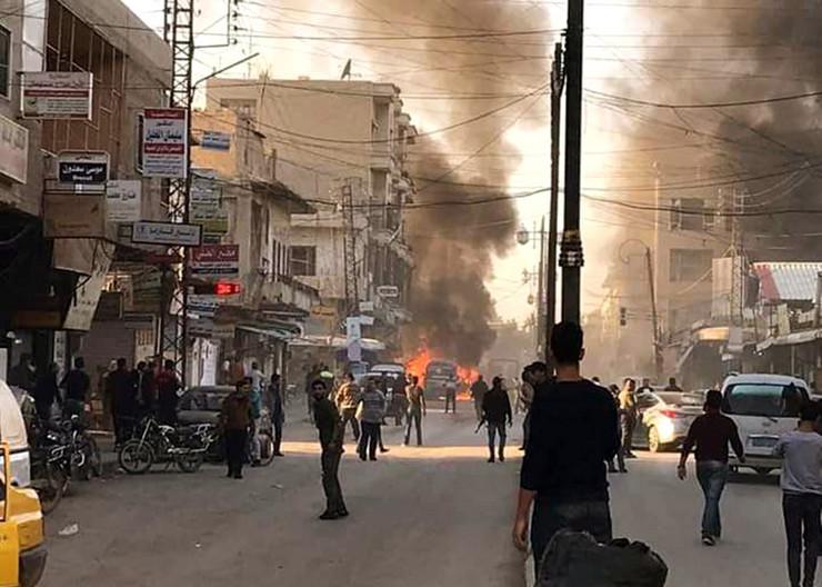 sirija invazija