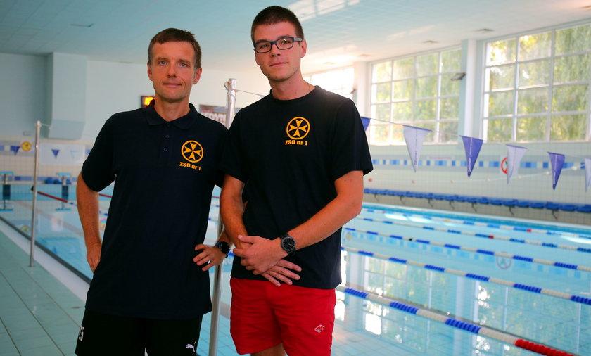 Darmowe lekcje pływania dla trzecioklasistów