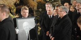 Wpadka na pogrzebie Oleksego. Co zrobili z trumną?