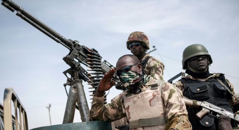 Nigeria's Army rejects amnesty report of deadly attack