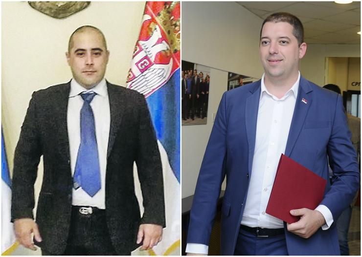 Misa Vacic i Marko Djuric kombo