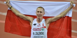 Polski medalista wywalczył brąz, dostał srebro, a celował w złoto