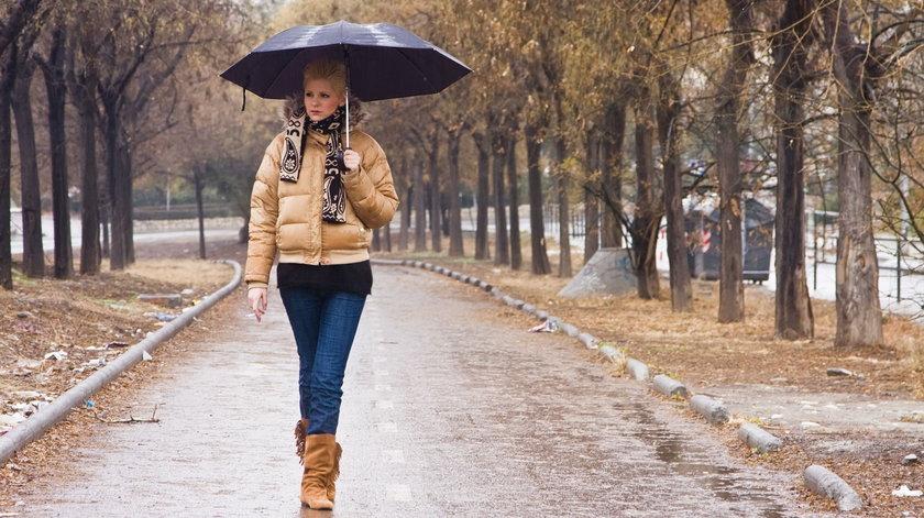 W środę 22 września będzie deszczowo. I dość chłodno