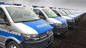 100 Volkswagenów dla Policji