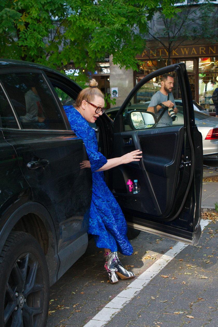 Gwiazdy, którym skradziono samochody: Katarzyna Nosowska