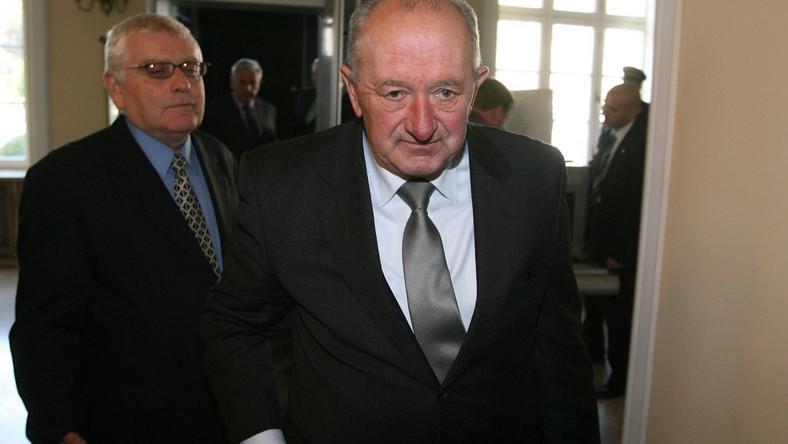 Ojciec Krzysztofa Olewnika