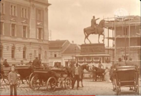 Trg republike iz 1919. godine