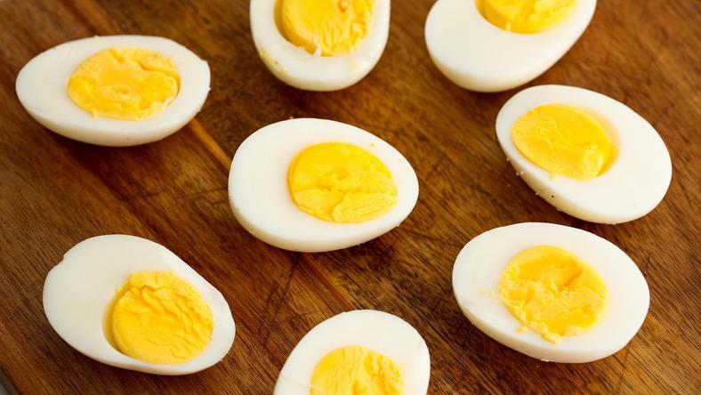 Boiled eggs (Courtesy)