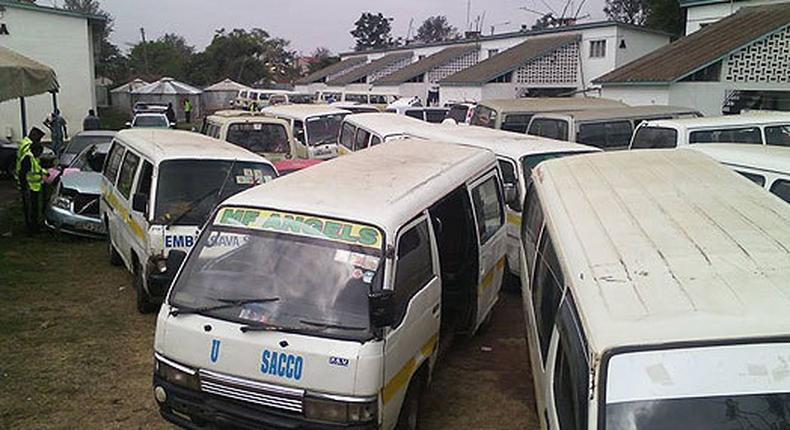 Police seize vehicles during intense crackdown