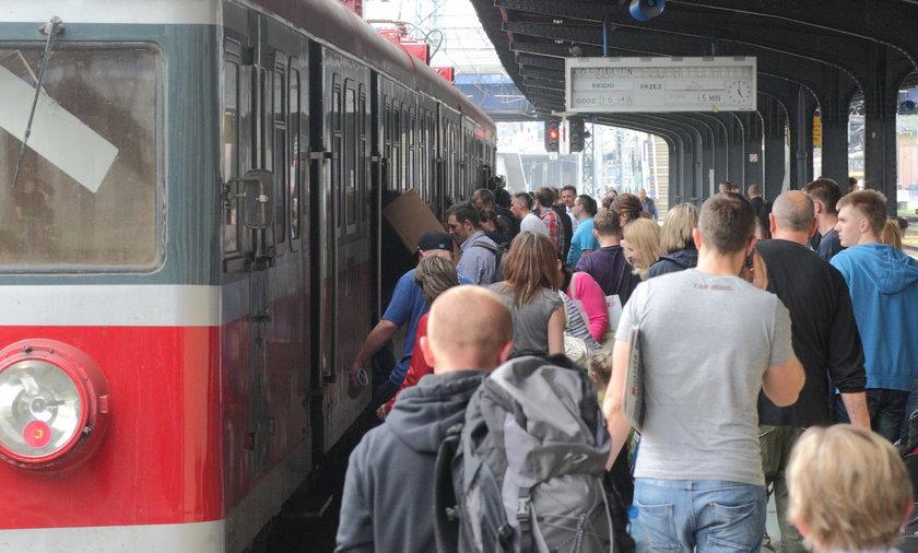 liczenie pasażerów