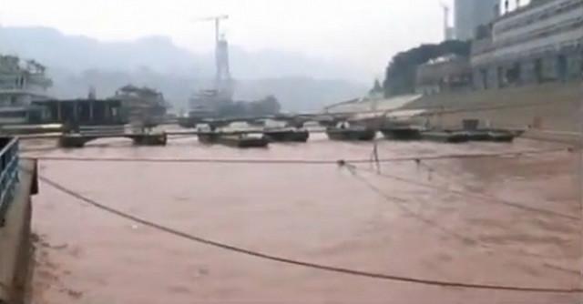 Neobična pojava u blizini industrijskog grada Čongking