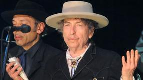 Bob Dylan odebrał literacką Nagrodę Nobla