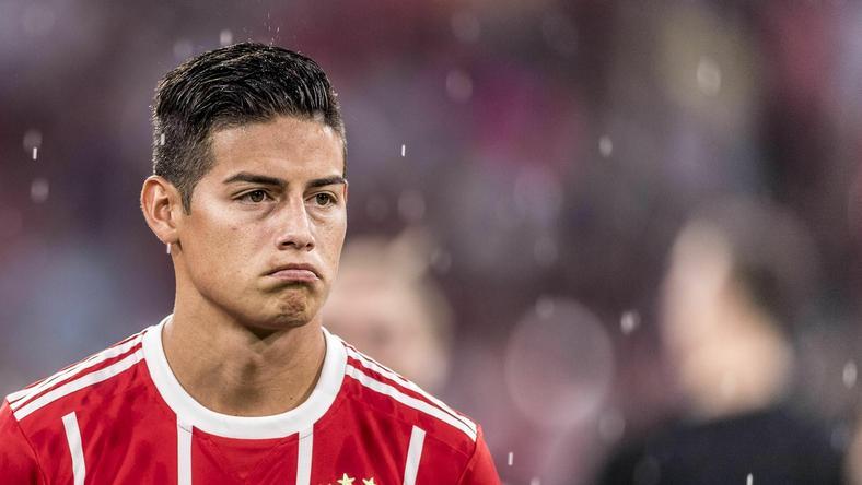 James Rodriguez niechciany w Madrycie. Bayern nie pomaga
