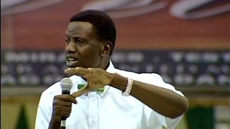 Pastor Adeboye Cleric escaped death following witch's