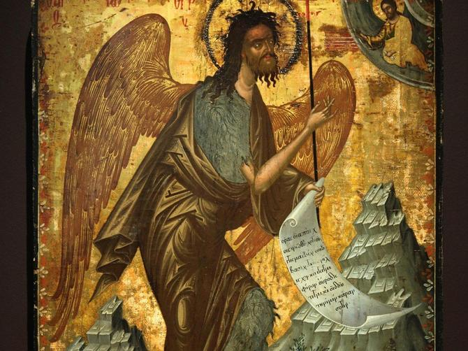 DANAS je Usekovanje glave Jovana Krstitelja: Dan kada se najstrože POSTI i izbegava CRVENO!