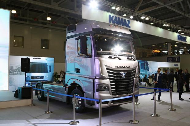 Nowy Kamaz 54901