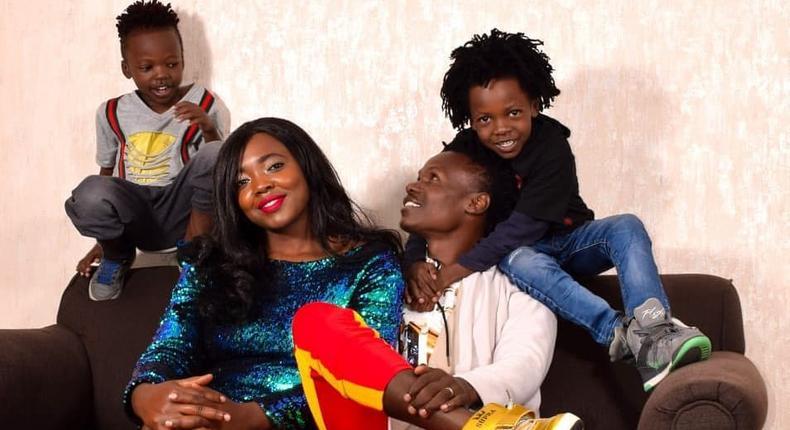 Eko Dydda's family