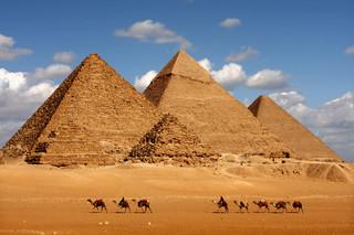 Egipt: Piramidy w Gizie otwarte dla turystów