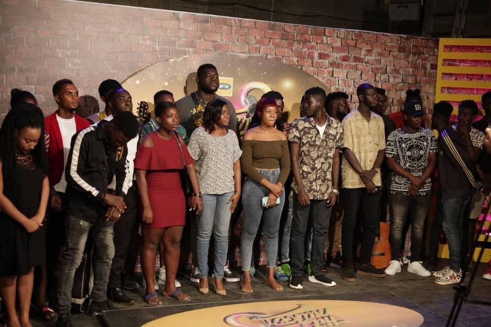 27 selected for boot camp for MTN Hitmaker 8
