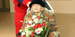 Sukces lekarzy. 102- latka wróciła do domu!