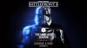 Star Wars: Battlefront II otrzymał nową, darmową kampanię singleplayer
