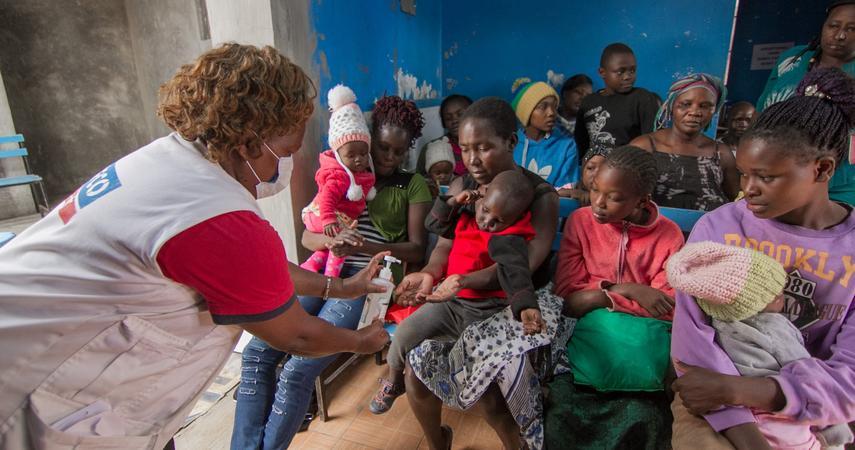 Koronawirus w Afryce. Najgorsze dopiero przed nimi