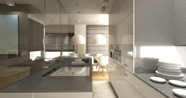 Ciepły, nowoczesny dom - projekt Ejsmont
