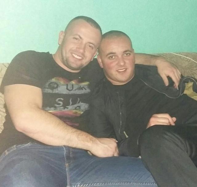 Darko Mijović i Vladimir Vlado Ulama