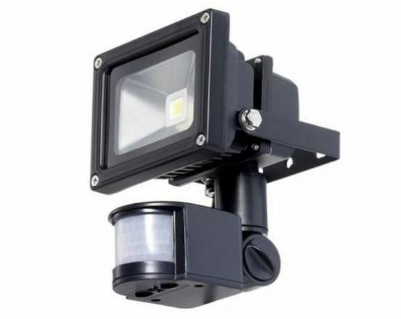 LED reflektor sa senzorom pokreta