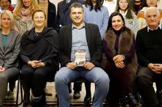 Promocija romana u Kulturnom entru Srbije u Pekingu (5)