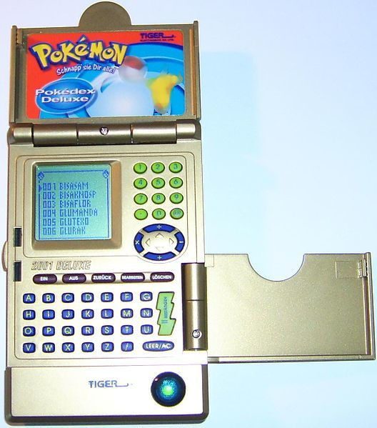 Pokedex Deluxe - Fot. Grandy02/Creative Commons