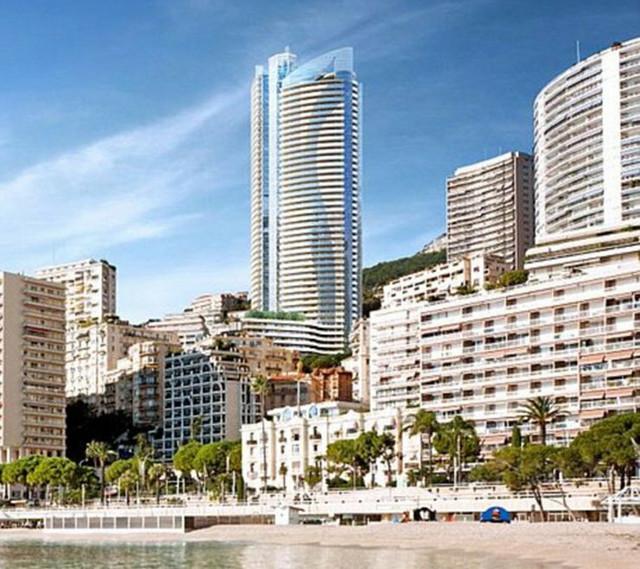 """""""Tour Odeon"""" će biti druga najviše građevina na obali Mediterana"""