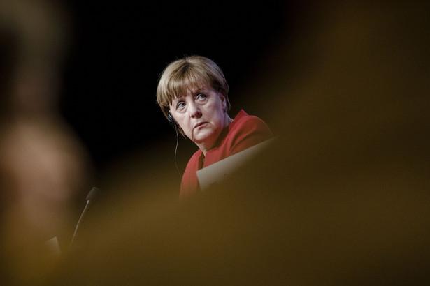 Angela Merkel, Metz, Francja, 7.04.2016