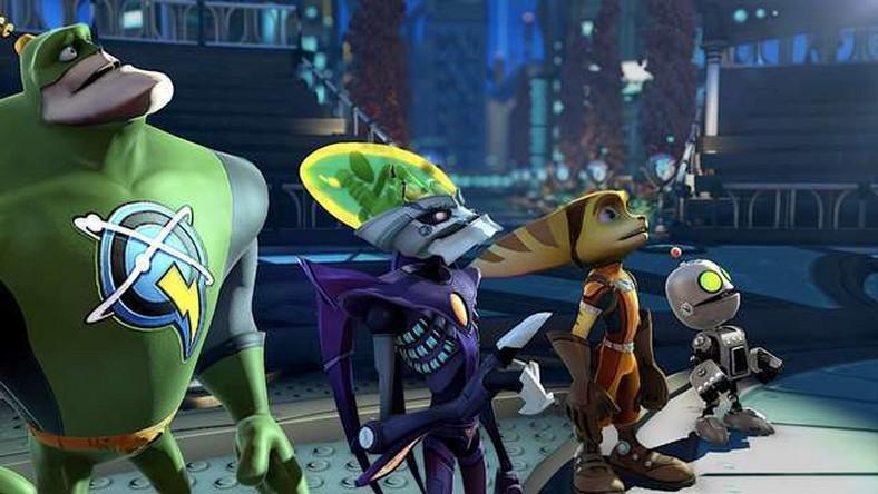 Recenzja Ratchet & Clank: 4 za Jednego