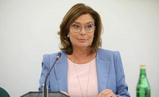 Prawybory w PO. Kidawa-Błońska: Z tego co wiem, moje zgłoszenie jest jedyne