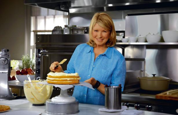 Marthą Stewart zbyt mocno zainspirowała się inna amerykańska gwiazda telewizji kulinarnej