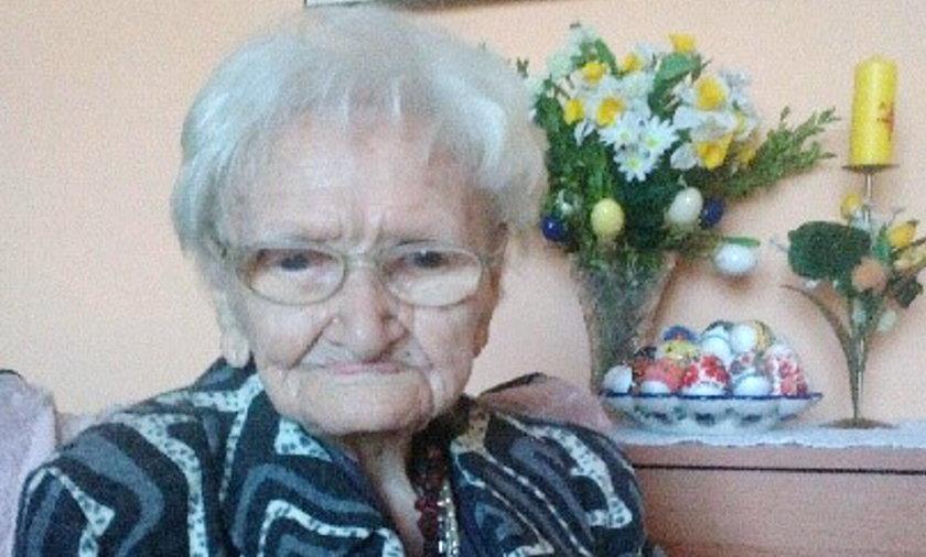 Tekla Juniewicz skończyła 115 lat.