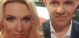 Małgorzata Opczowska i Jacek Łęski wzięli ślub. Dziennikarze TVP pobrali się na plaży w Jastarni