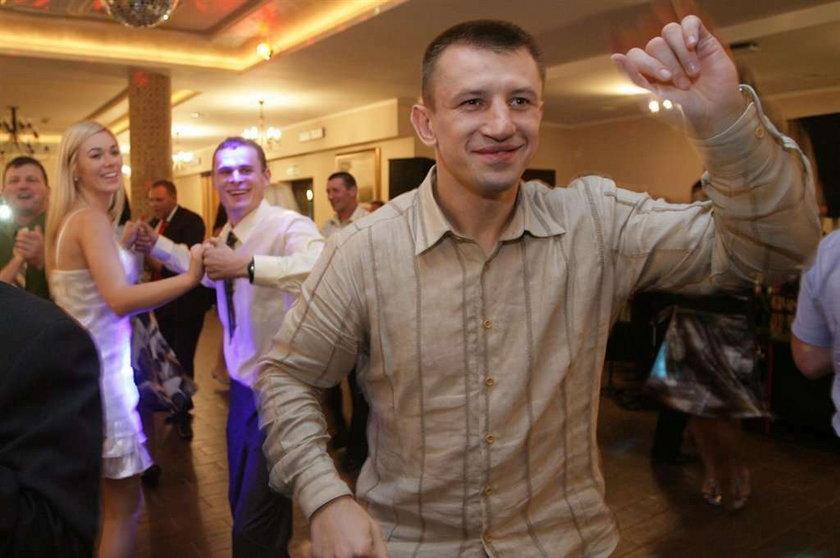 Adamek wypił za zwycięstwo. I zapowiedział walkę o mistrzostwo świata