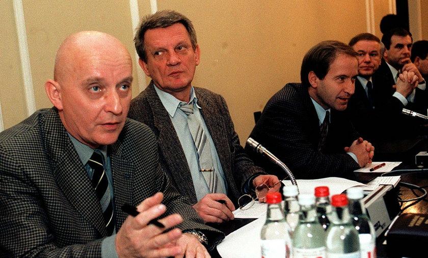 Jerzy Dziewulski i Bronisław Cieślak