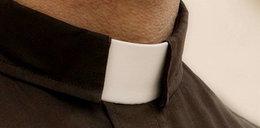 Szok! Z obciętym kciukiem nie można iść do seminarium!