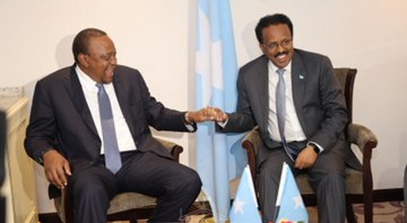 Kenya and Somalia agree to restore ties with the restoration of visas on arrival for each other's citizens