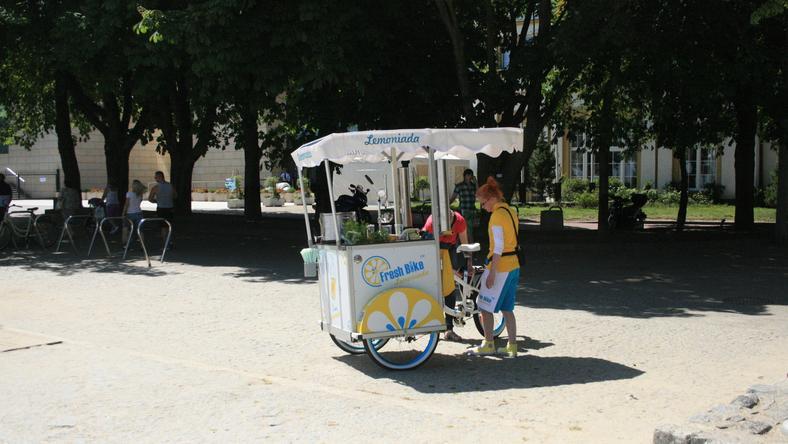 Mobilna kawiarenka