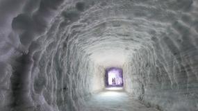 Islandia - lodowy tunel (jaskinia) prowadzący do wnętrza lodowca zostanie otwarty w czerwcu 2015 r.