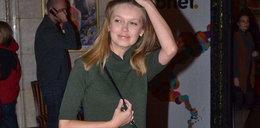 """Aktorka """"Pierwszej miłości"""" miesiąc po porodzie. Foto"""